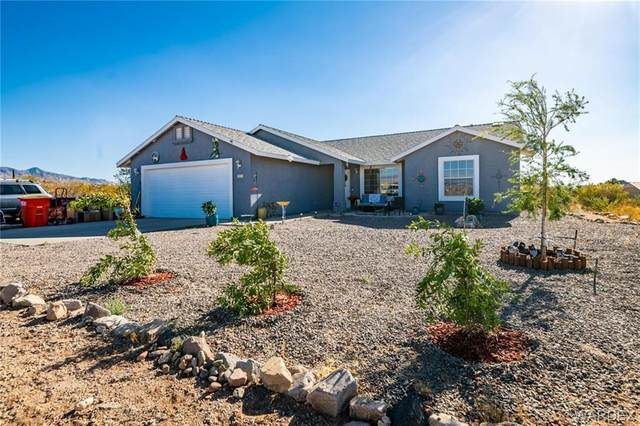 7072 E Cactus Drive, Kingman, AZ 86401 (MLS #974681) :: The Lander Team