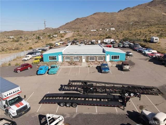 3055 E Us Highway 68, Golden Valley, AZ 86413 (MLS #974686) :: The Lander Team