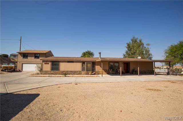13089 S San Xavier Drive, Topock/Golden Shores, AZ 86436 (MLS #974691) :: The Lander Team