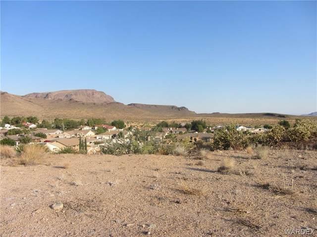 4008 Redhill Drive, Kingman, AZ 86409 (MLS #974693) :: The Lander Team