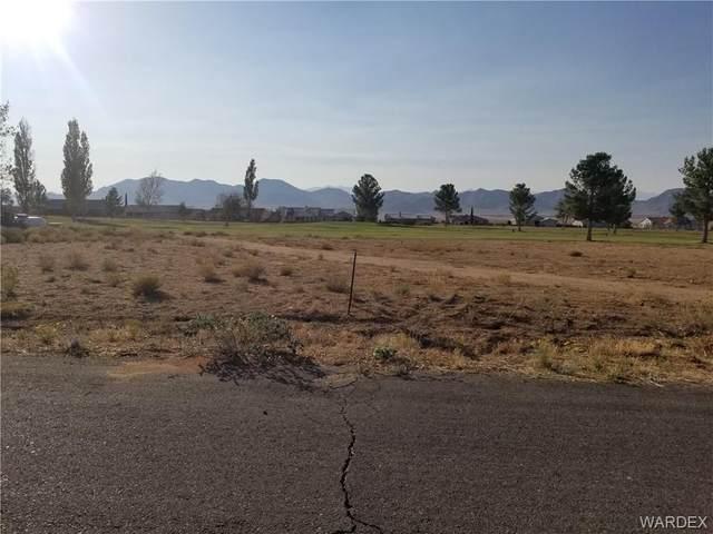 9745 N Pebble Drive, Kingman, AZ 86401 (MLS #974711) :: The Lander Team