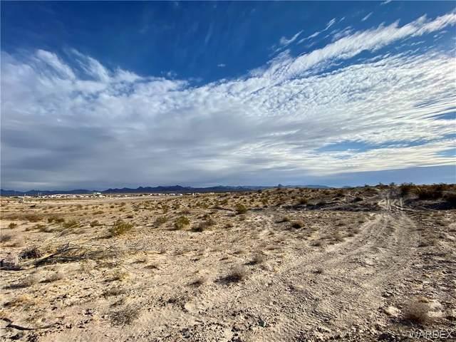 227-02-093 Parcel, Fort Mohave, AZ 86426 (MLS #976366) :: The Lander Team