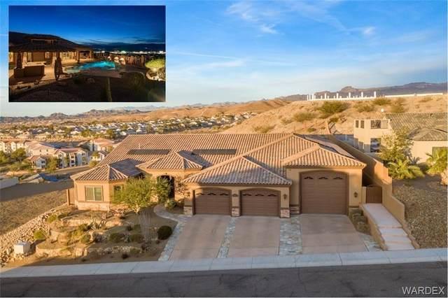 2881 Tuscany Way, Bullhead, AZ 86429 (MLS #976433) :: AZ Properties Team | RE/MAX Preferred Professionals