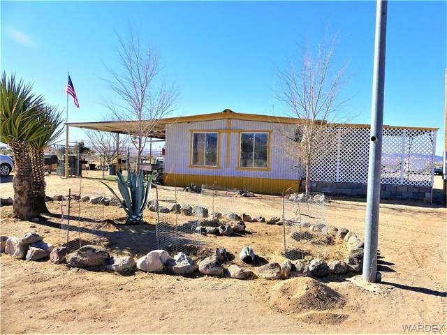 15893 N Edgemont Road, Dolan Springs, AZ 86441 (MLS #976460) :: The Lander Team