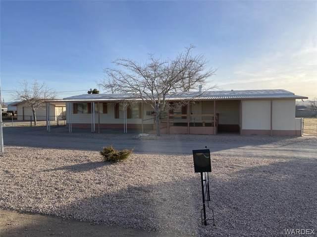4330 N Van Nuys Road, Kingman, AZ 86409 (MLS #976518) :: The Lander Team