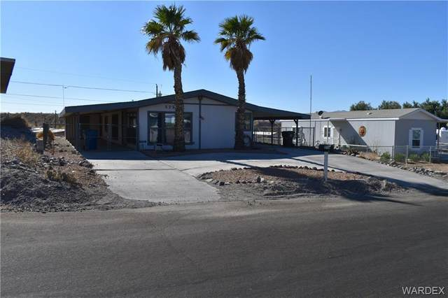 1770 Balsa Road, Bullhead, AZ 86442 (MLS #976908) :: AZ Properties Team | RE/MAX Preferred Professionals