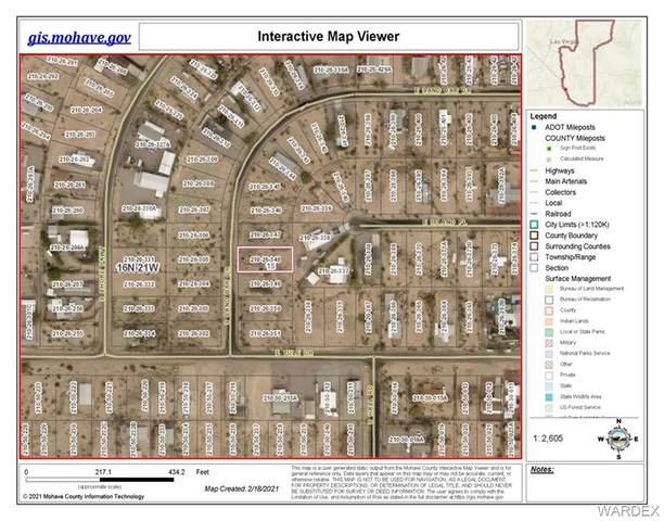 13226 S Sand Bar Drive, Topock/Golden Shores, AZ 86436 (MLS #977170) :: AZ Properties Team | RE/MAX Preferred Professionals