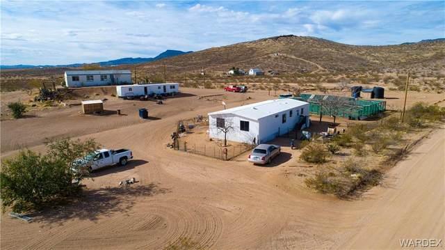 7648 N Avenida Del Burro, Kingman, AZ 86409 (MLS #977469) :: AZ Properties Team | RE/MAX Preferred Professionals