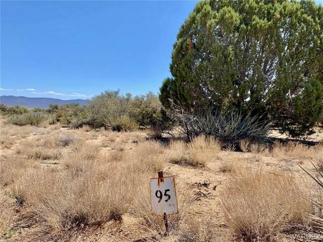 TBD Running Brook Dr, Hackberry, AZ 86411 (MLS #977489) :: The Lander Team