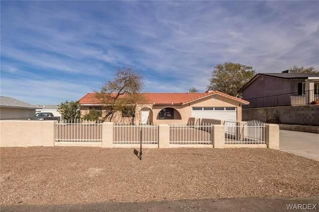 1254 Escalera Place, Bullhead, AZ 86442 (MLS #977608) :: The Lander Team