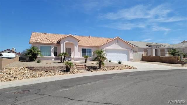 3980 Vista Del Rio Way, Bullhead, AZ 86442 (MLS #979582) :: The Lander Team