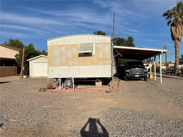 13238 S Sonoita Drive, Topock/Golden Shores, AZ 86436 (MLS #979712) :: The Lander Team