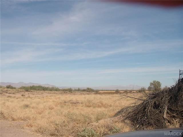 2804 Silver Mesa Drive, Mohave Valley, AZ 86440 (MLS #979995) :: The Lander Team