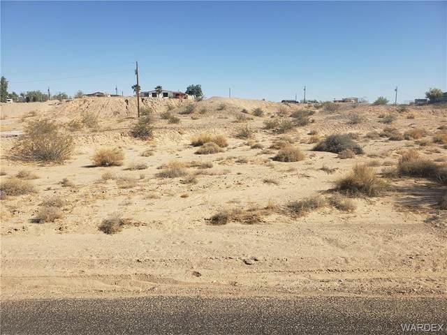 4769 E Beach Drive, Topock/Golden Shores, AZ 86436 (MLS #980432) :: The Lander Team