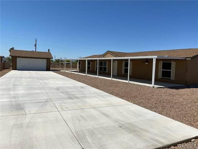 12654 S Apache Parkway, Topock/Golden Shores, AZ 86436 (MLS #980520) :: The Lander Team