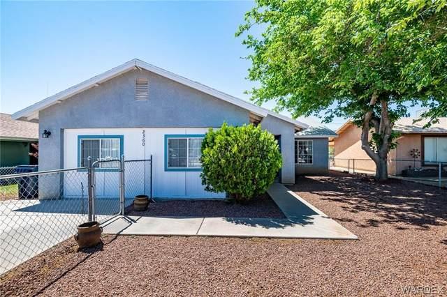 2360 E Hearne Avenue, Kingman, AZ 86409 (MLS #980930) :: AZ Properties Team   RE/MAX Preferred Professionals