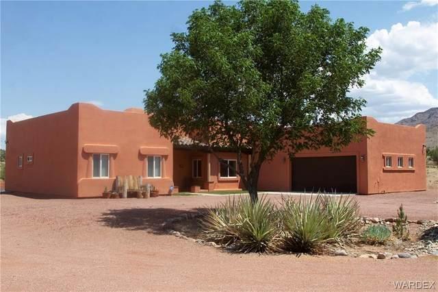 14921 E Powerline Road, Kingman, AZ 86401 (MLS #980974) :: The Lander Team