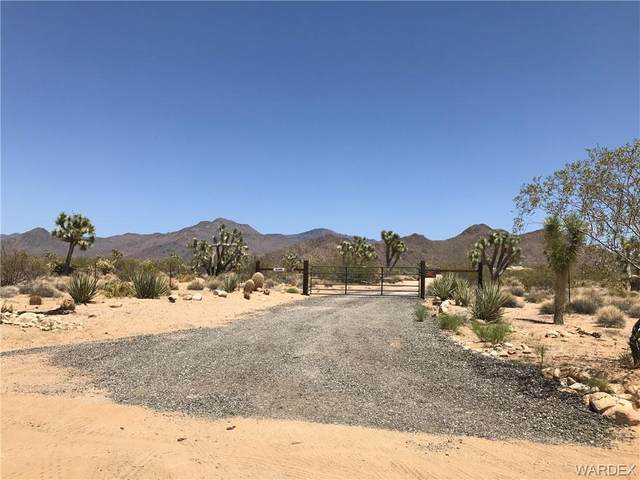 3607 S Kit Carson Road, Yucca, AZ 86438 (MLS #981082) :: AZ Properties Team | RE/MAX Preferred Professionals