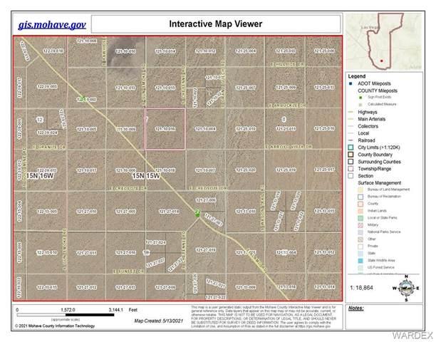 000 Arroyo Vista Drive, Yucca, AZ 86438 (MLS #981134) :: AZ Properties Team | RE/MAX Preferred Professionals
