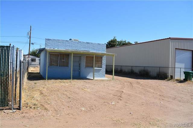 2465 E Butler Avenue, Kingman, AZ 86409 (MLS #981374) :: The Lander Team