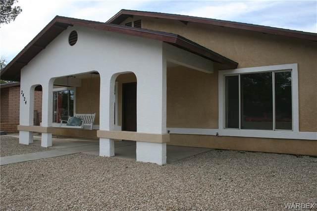 2424 Marlene Avenue, Kingman, AZ 86401 (MLS #981621) :: The Lander Team