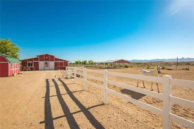2311 E Hulet Avenue, Mohave Valley, AZ 86440 (MLS #981745) :: The Lander Team