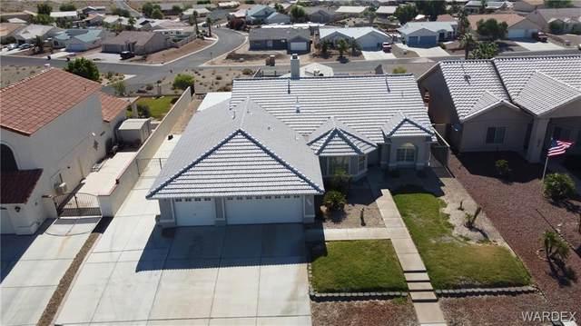 6131 S Jaguar Drive, Fort Mohave, AZ 86426 (MLS #981871) :: The Lander Team