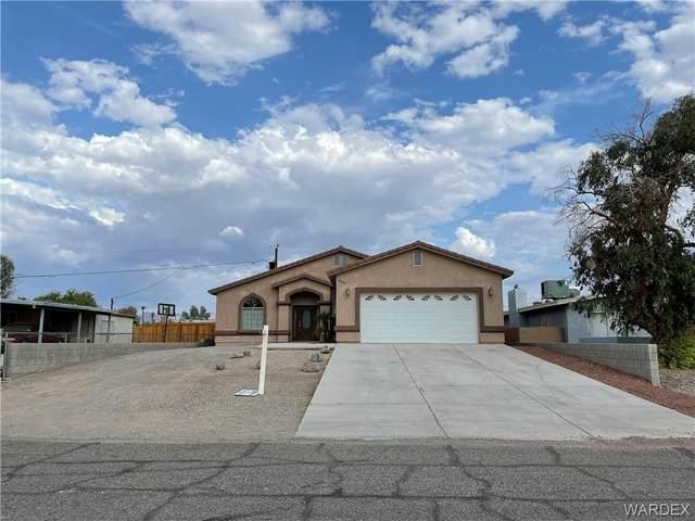 4402 S Calle Viveza, Fort Mohave, AZ 86426 (MLS #981872) :: The Lander Team