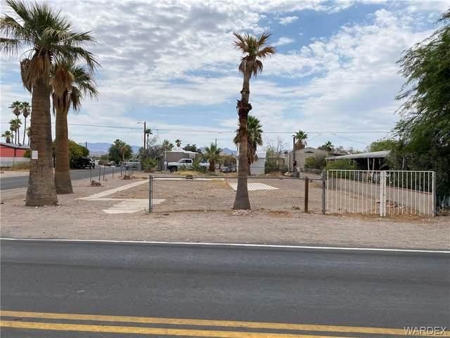 1860 NW Clearwater Drive, Bullhead, AZ 86442 (MLS #981964) :: The Lander Team