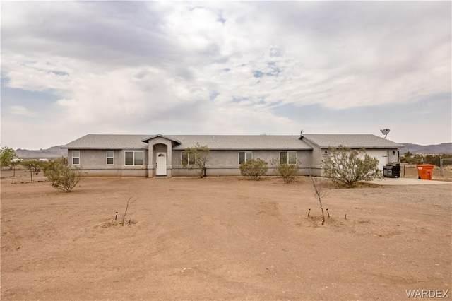 4141 N Dragoon Road, Golden Valley, AZ 86413 (MLS #982138) :: AZ Properties Team | RE/MAX Preferred Professionals