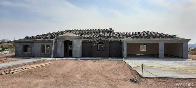 2191 Chinook Drive, Kingman, AZ 86401 (MLS #982158) :: The Lander Team