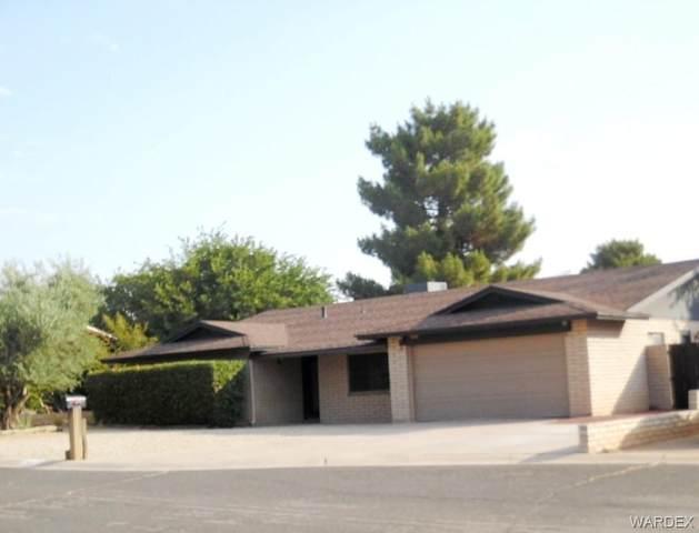 855 Ridgecrest Court, Kingman, AZ 86409 (MLS #982197) :: AZ Properties Team   RE/MAX Preferred Professionals