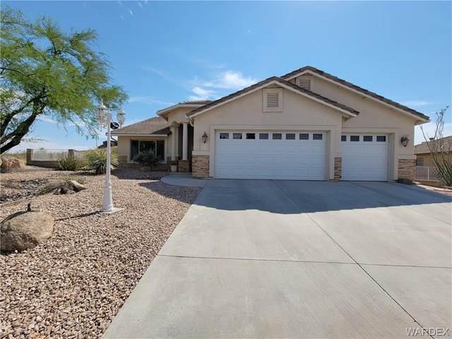2195 Mesa Drive, Kingman, AZ 86401 (MLS #983268) :: AZ Properties Team   RE/MAX Preferred Professionals