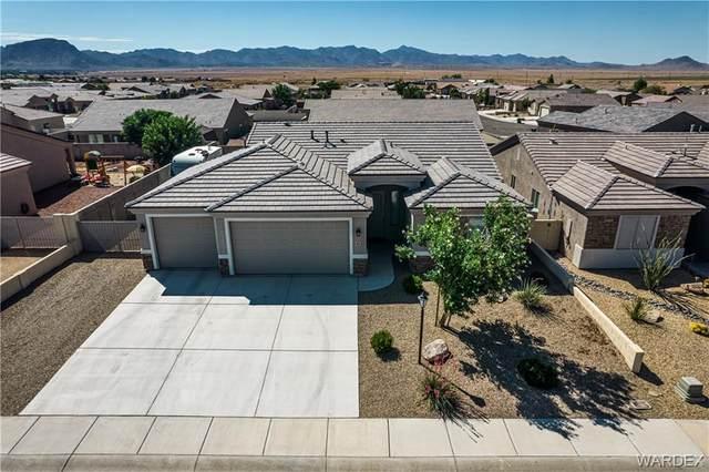 4803 N Old Ranch Lane, Kingman, AZ 86401 (MLS #983269) :: AZ Properties Team | RE/MAX Preferred Professionals
