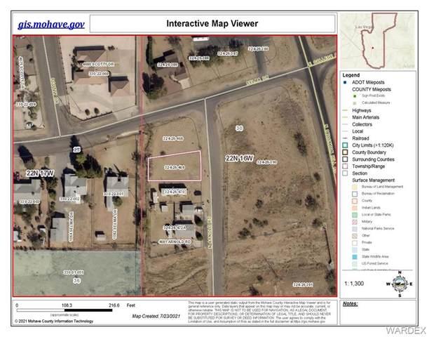 0000 Arnold, Kingman, AZ 86409 (MLS #983308) :: AZ Properties Team | RE/MAX Preferred Professionals