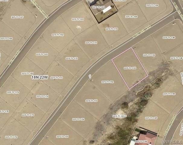 6282 S Via Del Mar, Fort Mohave, AZ 86426 (MLS #983361) :: AZ Properties Team | RE/MAX Preferred Professionals