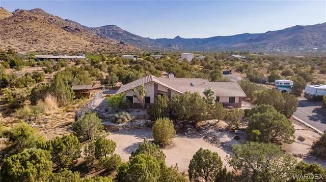 5850 N. Coral Bay Drive, Kingman, AZ 86409 (MLS #983412) :: AZ Properties Team | RE/MAX Preferred Professionals