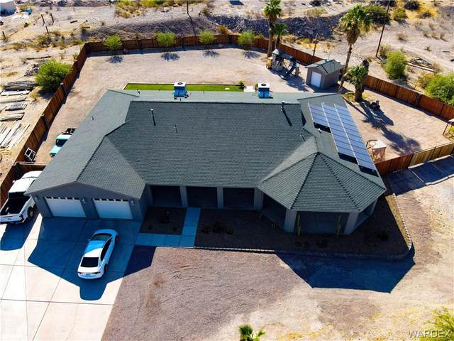 5280 S Downey Road, Fort Mohave, AZ 86426 (MLS #983431) :: AZ Properties Team | RE/MAX Preferred Professionals