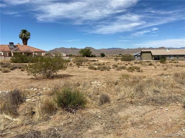 7806 E Oxbow Drive, Kingman, AZ 86401 (MLS #983544) :: The Lander Team
