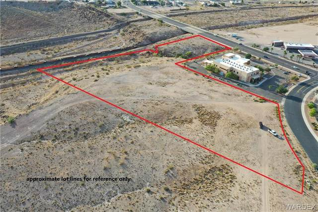 000 E Hualapai Mountain Road, Kingman, AZ 86401 (MLS #983598) :: The Lander Team