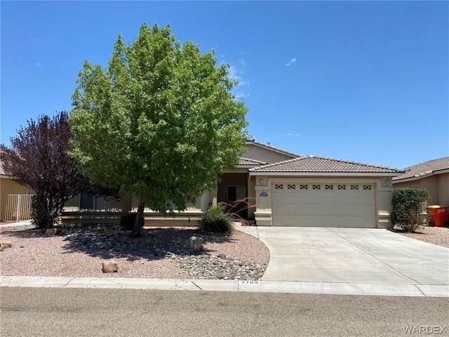 3769 E Ames Avenue, Kingman, AZ 86409 (MLS #983736) :: The Lander Team