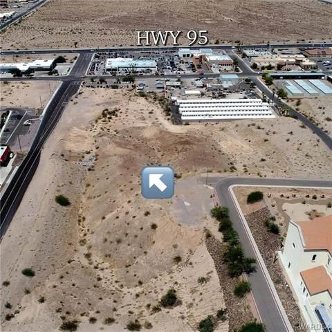 1579 N Oatman Road, Bullhead, AZ 86442 (MLS #983738) :: The Lander Team