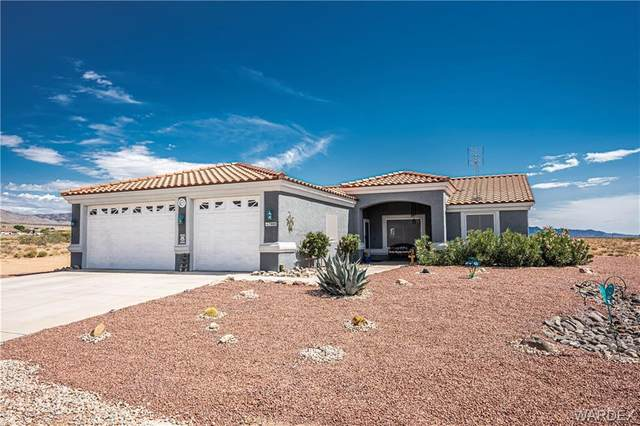 7888 E Saddleback Drive, Kingman, AZ 86401 (MLS #983952) :: The Lander Team