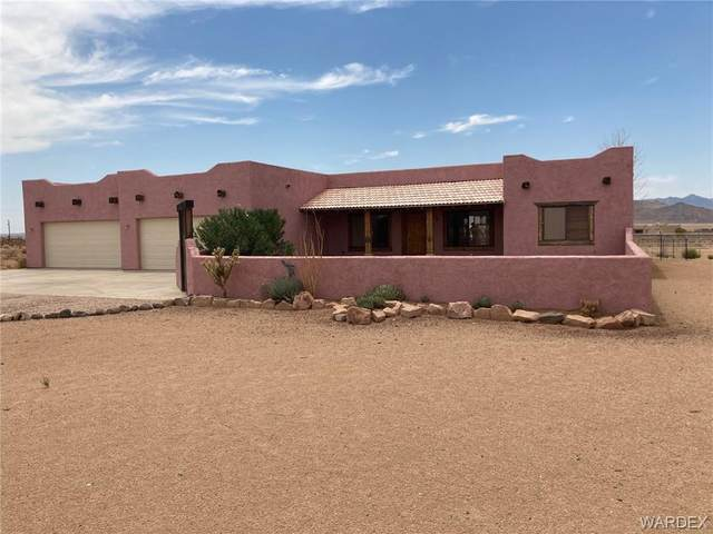 10797 N Saint Faustina, Kingman, AZ 86401 (MLS #984021) :: AZ Properties Team | RE/MAX Preferred Professionals
