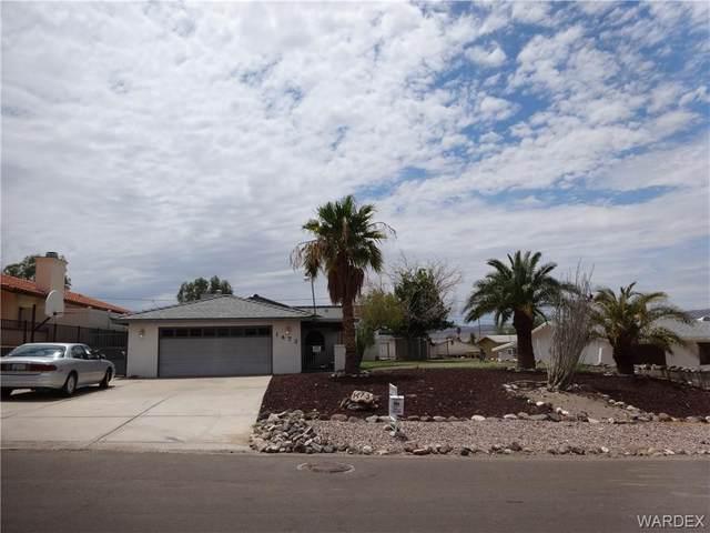 1473 Orilla Lane, Bullhead, AZ 86442 (MLS #984298) :: The Lander Team
