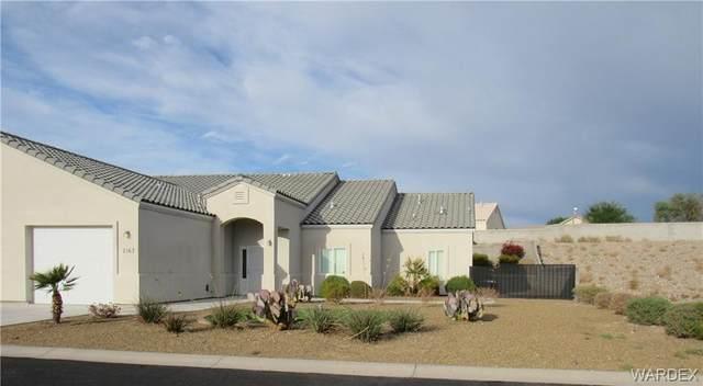 2167 Tumbleweed Drive, Mohave Valley, AZ 86440 (MLS #985194) :: The Lander Team
