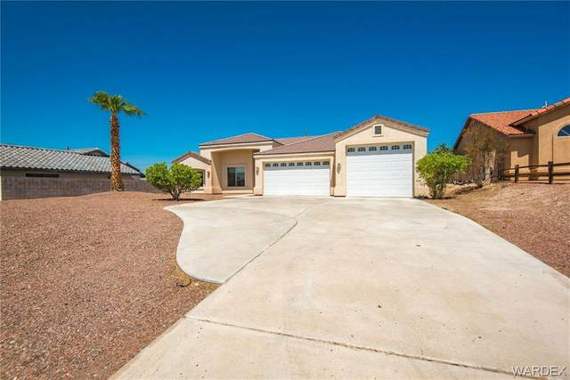 2007 E Primavera Lane, Fort Mohave, AZ 86426 (MLS #985312) :: The Lander Team