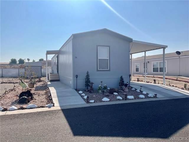 2066 E El Rodeo #24 Road, Fort Mohave, AZ 86426 (MLS #985350) :: The Lander Team