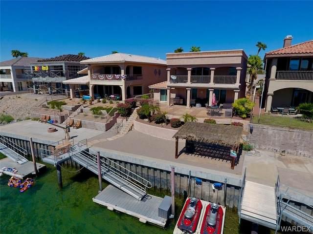10641 River Terrace Drive, Mohave Valley, AZ 86440 (MLS #985614) :: The Lander Team