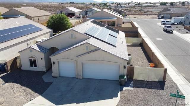 4944 S Mesa Blanca Way, Fort Mohave, AZ 86426 (MLS #985778) :: The Lander Team